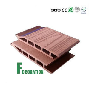 Hot Sales Cheap Composite Wood Texture WPC Plastic Wall Cladding