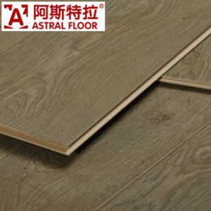 12mm Silk Surface (No-Groove) Laminate Flooring (AS8159) pictures & photos