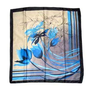2017 Cheap Pretty Women Silk Scarf (JRY012) pictures & photos