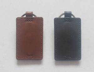 Genuine Leather Gentle appearance Keychain