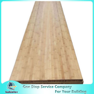 Bamboo and Wood Product for Wood and Bamboo Worktop Board pictures & photos