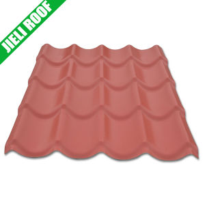 Plastic Roof Tiles Terracotta Color Europe Style pictures & photos