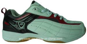 Men′s Indoor Badminton Court Shoes Table Tennis Footwear (815-5327) pictures & photos