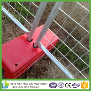 China Supplier 6FT Powder Coated Temporary Fence Rental pictures & photos
