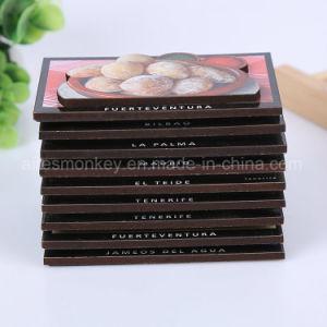 Wood Laser Cut Custom 3D Tourist Souvenir Fridge Magnets pictures & photos