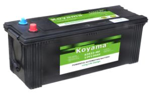 Heavy Duty Truck Battery Maintenance Free 62033 12V120AH pictures & photos