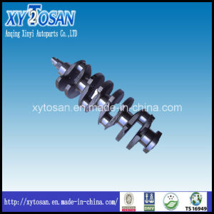 Forged Steel Crankshaft for Nissan Z24, 12200-79000, 12200-T9000 pictures & photos