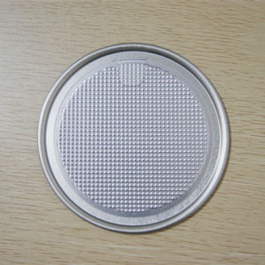 Easy Open End Peel off Lids for Milk Powder Cans 502#Eoe pictures & photos