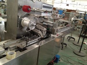 Adjustable 3D Cellophane Packaging Machinery (SY-1999) pictures & photos