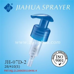 Plestic Liquid Soap Dispenser Lotion Pump (JH-07U) pictures & photos