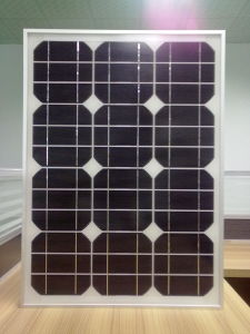 12V Mono 30W Solar Panel for Home Solar Power System pictures & photos