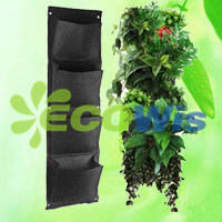 4 Pocket Reinforced Felt Vertical Gardening Planter (HT5092C) pictures & photos