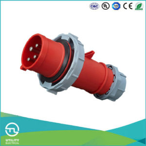 Utl Uz2175 Industrial Plug Plastic Electrical Socket Power Generation IP67 pictures & photos