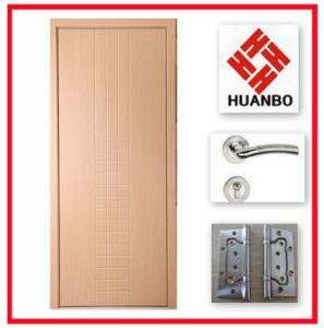 Modern Customzied Design PVC Interior Wood Door Hb-192