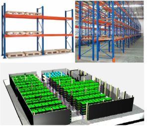 Medium Duty Warehouse Storage Rack pictures & photos