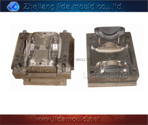 Plastic Injection Mould for Trolley Luggage (D08S)