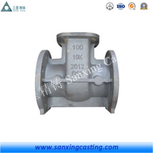 Banded Galvanized Elbow Malleable Iron Pump Fittings pictures & photos