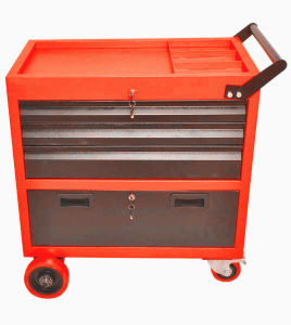 3 Layers Drawers Tool Cabinet with Storage Equipment pictures & photos