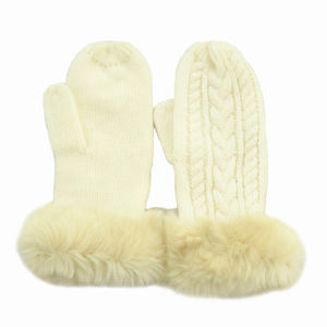 Lady Fashion Wool Gloves (JYG-25246) pictures & photos