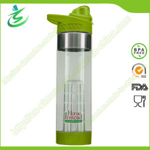 24 Oz High-Quality Tritan Fruit Infusion Bottle with Custom Logo pictures & photos