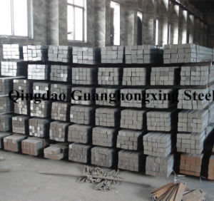 Gbq275, 5sp Hot Rolled Steel Billets pictures & photos