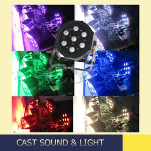 Cheap Stage Light Mini 7*10W RGB LED PAR Can pictures & photos