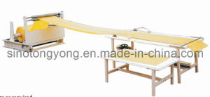 Manual Hot Bags Cutting Machine (SJ-RQ800) pictures & photos