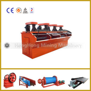 Xjk Flotation Machine Widely Used for Metal Ore Flotation