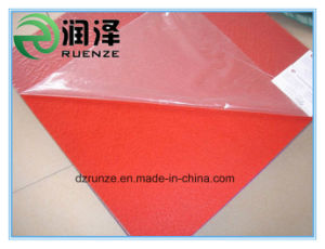 Nonwoven Needle Film-Coated Exhibition Carpet, 100% Polyester Carpet, with Good Quality pictures & photos