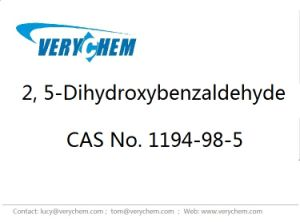 Pharmaceutical 2, 5-Dihydroxybenzaldehyde CAS 1194-98-5 High Quality Customize pictures & photos