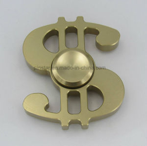 Hot Sale Fidget Spinner Brass Zinc Metal Bearings American Us Dollar Hand Spinner Toys pictures & photos