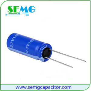Best Selling Fan Capacitor Super Capacitor 50f 2.7V pictures & photos