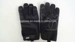 Working Glove-Weight Lifting Glove-Mechanic Glove-Safety Glove-Industrial Glove pictures & photos