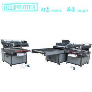 Tam-Z3 Automatic Screen Printing Machine with UV Drying Porcess Kit pictures & photos