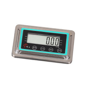 Stainless Steel Digital Weighing Indicator pictures & photos