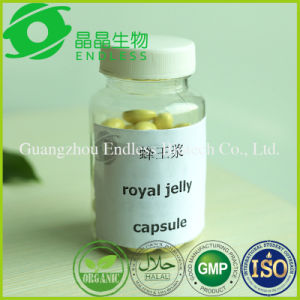 Organic Royal Jelly 500mg Capsule Health Care Supplements pictures & photos