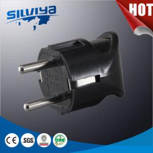 Electric EU Plug with Black Color pictures & photos