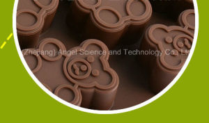 Wholesale Bear Shape Silicone Mould for Chocolate Baking Tool Si23 pictures & photos