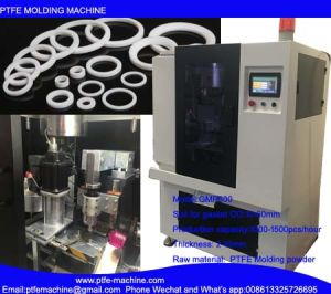 GMP-500 Automatic PTFE Molding Machine for Gasket pictures & photos