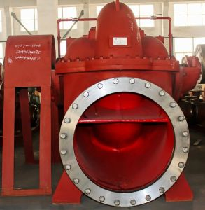 Ots Types Axial Split Volute Casing Industries Centrifugal pictures & photos