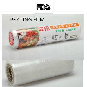 Transparent Stretch Film PE Stretch Cling Film pictures & photos