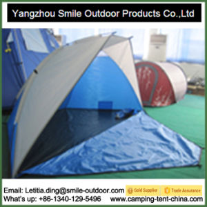 Simple Sunshade Leisure Beach Portable Shade Tent pictures & photos
