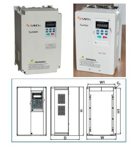 Frequency Converter 50Hz 60Hz Variable Frequency Drive for Motors pictures & photos