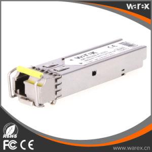Cisco 1000Base SFP Compatible BIDI Transceiver TX 1550nm RX 1310 SMF pictures & photos