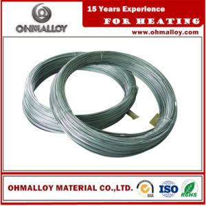 Good Corossion Resistance Ni70cr30 Wire Nicr70/30 Annealed Alloy for Electronic Devices pictures & photos