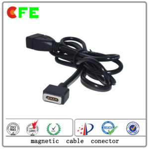4pin Magnetic Power Connector for Cooking Oven pictures & photos