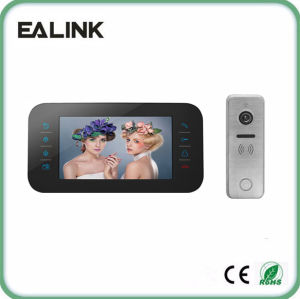 "7"" Video Door Phone Intercom Home Security (M1707A+D23) pictures & photos"