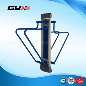 Outdoor Body-Building Pull-up and DIP Station for Exercising Upper Limbs pictures & photos