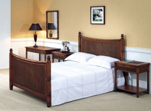 Beautiful Modern Simple Style Standard Bedroom Furniture Living Room Set pictures & photos