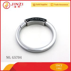 High Quality with Customize Logo Spring Ring/Metal Key Ring/Spring O Ring/Elastic Ring pictures & photos